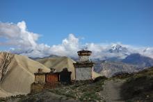 Lowa stupa